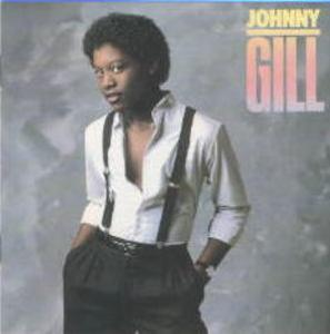 Front Cover Album Johnny Gill - Johnny Gill