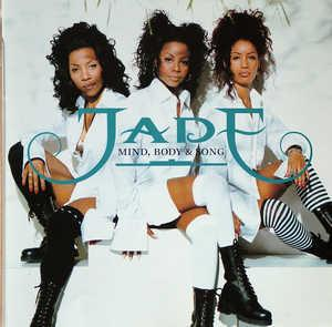 Front Cover Album Jade - MIND, BODY & SONG