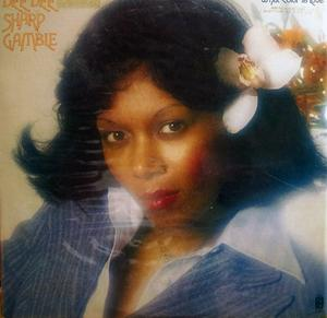 Album  Cover Dee Dee Sharp-gamble - What Color Is Love on PHILADELPHIA INTERNATIONAL Records from 1977