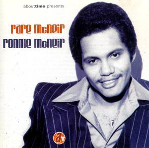 Album  Cover Ronnie Mcneir - Rare Mcneir on ABOUT TIME Records from 1996
