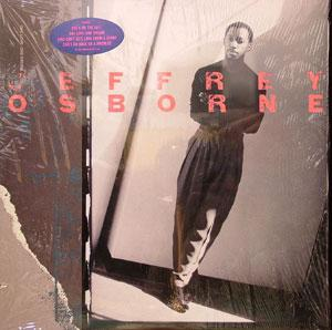 Album  Cover Jeffrey Osborne - One Love - One Dream on RAMSHORN Records from 1988