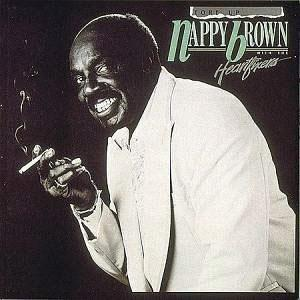 Album  Cover Nappy Brown - Tore Up on ALLIGATOR Records from 1984