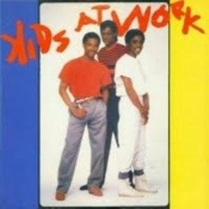 Album  Cover Kids At Work - Kids At Work on CBS ASSOCIATED (CBS) Records from 1984