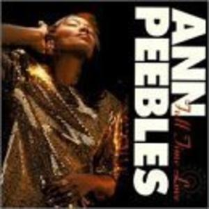 Album  Cover Ann Peebles - Full Time Love on ROUNDER/BULLSEYE Records from 1992