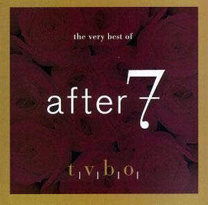 Album  Cover After 7 - The Very Best Of After 7 on  Records from 1997