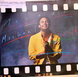 Front Cover Album Narada Michael Walden - The Dance Of Life