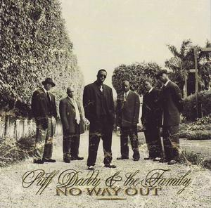 Front Cover Album Puff Daddy - No Way Out
