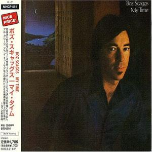 Album  Cover Boz Scaggs - My Time on COLUMBIA Records from 1972