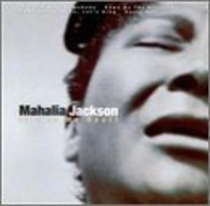 Front Cover Album Mahalia Jackson - It's in My Heart