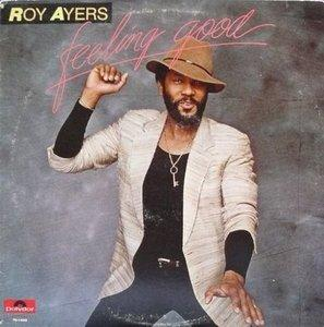 Album  Cover Roy Ayers - Feeling Good on POLYDOR (POLYGRAM) Records from 1982