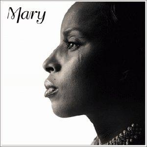 Album  Cover Mary J. Blige - Mary on MCA Records from 1999
