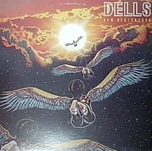 Front Cover Album The Dells - New Beginnings