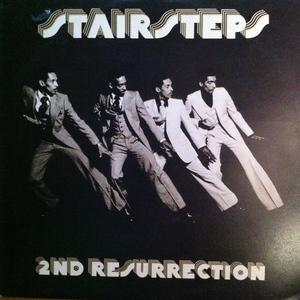 Album  Cover The Stairsteps - 2nd Resurrection on DARK HORSE Records from 1976