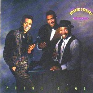 Album  Cover Foster Sylvers - Prime Time on EMI AMERICA Records from 1990