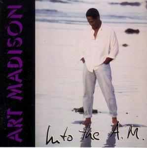Album  Cover Art Madison - Into The A.m. on JVK Records from 1993