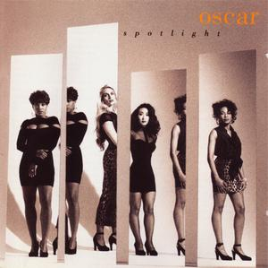 Album  Cover Oscar - Spotlight on EPIC Records from 1992