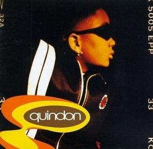 Album  Cover Quindon - Quindon on VIRGIN (PROMO) Records from 1996