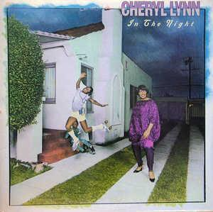 Album  Cover Cheryl Lynn - In The Night on COLUMBIA Records from 1981