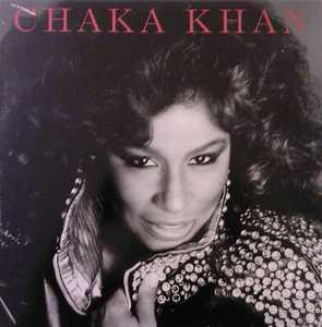 Album  Cover Chaka Khan - Chaka Khan on WARNER BROSS Records from 1982