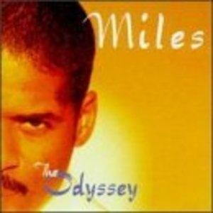 Album  Cover Miles Jaye - The Odyssey on BLACK TREE Records from 1997
