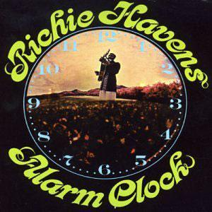Album  Cover Richie Havens - Alarm Clock on STORMY FOREST Records from 1971