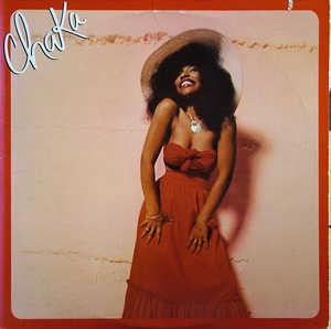 Album  Cover Chaka Khan - Chaka on WARNER BROS. Records from 1978