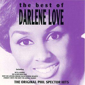 Album  Cover Darlene Love - Darlene Love on  Records from 1981