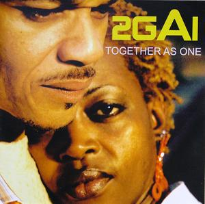 Album  Cover 2gai - Together As One on DISC MAKERS Records from 2005
