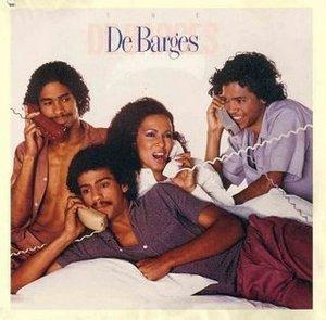 Album  Cover Debarge - The Debarges on GORDY (MOTOWN RECORD) Records from 1981
