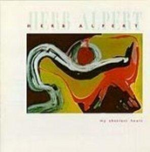 Album  Cover Herb Alpert - My Abstract Heart on A&M Records from 1989