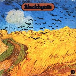 Front Cover Album The Blackbyrds - The Blackbyrds