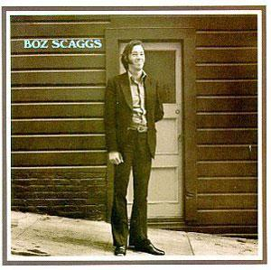 Album  Cover Boz Scaggs - Boz Scaggs on JIVE Records from 1976