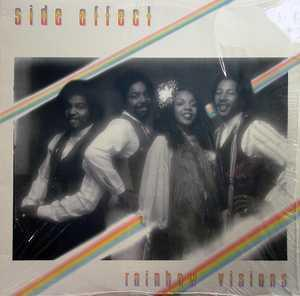 Album  Cover Side Effect - Rainbow Visions on FANTASY Records from 1978