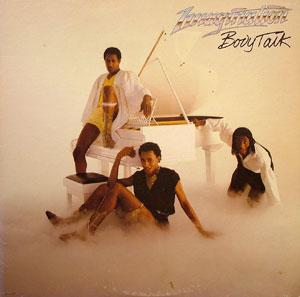 Album  Cover Imagination - Body Talk on POLYDOR Records from 1981