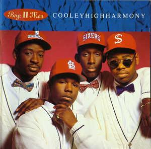 Album  Cover Boyz Ii Men - Cooleyhighharmony on MOTOWN Records from 1993