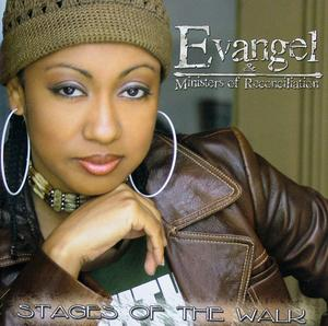 Front Cover Album Evangel & Ministers Of Reconciliation - Stages Of The Walk