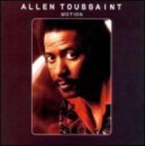 Album  Cover Allen Toussaint - Motion on WARNER BROS. Records from 1978