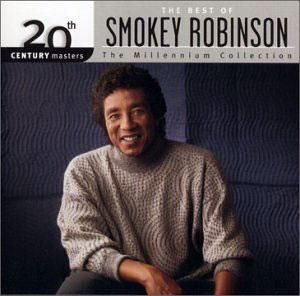 Album  Cover Smokey Robinson - Smokey on TAMLA Records from 1973