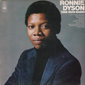 Album  Cover Ronnie Dyson - One Man Band on COLUMBIA Records from 1973