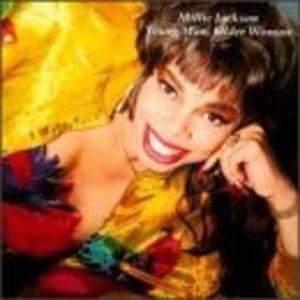 Album  Cover Millie Jackson - Young Man, Older Woman on JIVE / NOVUS Records from 1991