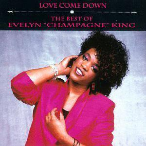 Album  Cover Evelyn 'champagne' King - The Best Of on BMG MUSIC Records from 1990