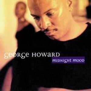 Front Cover Album George Howard - Midnight Mood
