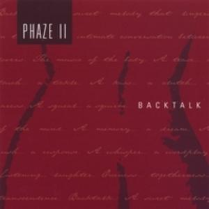 Album  Cover Phaze Ii - Backtalk on  Records from 2017