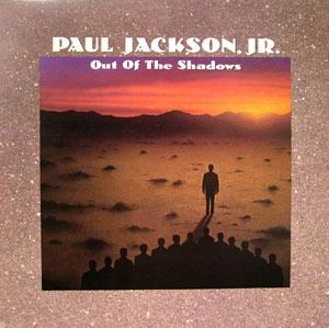 Album  Cover Paul Jackson Jr - Out Of The Shadows on ATLANTIC Records from 1990