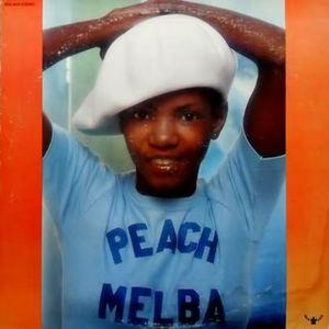 Album  Cover Melba Moore - Peach Melba on BUDDAH Records from 1975