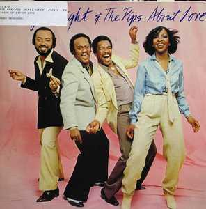 Front Cover Album Gladys Knight & The Pips - About Love