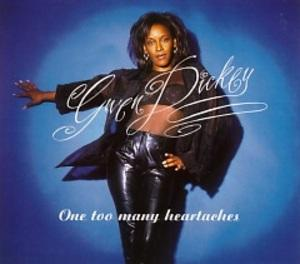 Album  Cover Gwen Dickey - One Too Many Heart on  Records from 1996