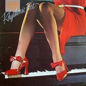 Album  Cover Akb - Rhythmic Feet on RSO Records from 1979