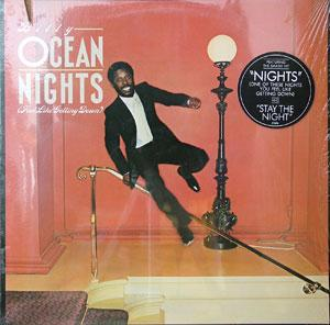 Front Cover Album Billy Ocean - Nights (feel Like Gettin Down)