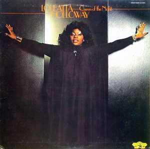 Album  Cover Loleatta Holloway - Queen Of The Night on GOLD MIND Records from 1978